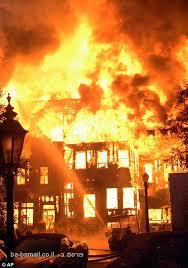 שריפה במוסדות ציבור